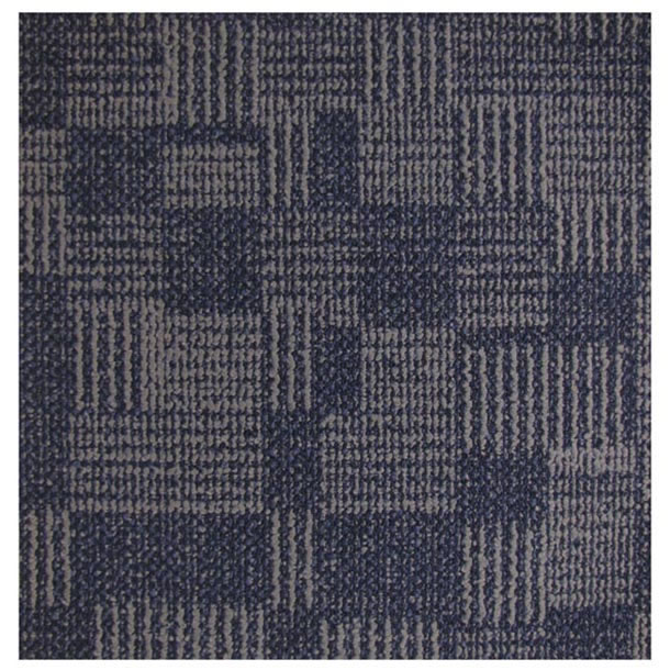 Carpet Tiles Navy